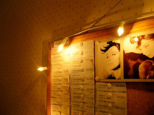 Cinemateket-biljetter